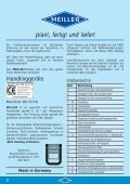 Fassgreifer RUND UM DAS FASS - Meiller GmbH & Co. KG - Page 2