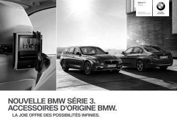 F30 CHfr Titel.indd - BMW Étui porte -clés. -. •. 16.