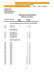 P-Preisliste 02.2009 PDF - Meichle & Mohr GmbH