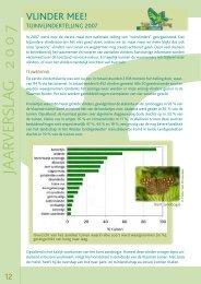 vlindermee in jaarrapport studie 2007 - Natuurpunt