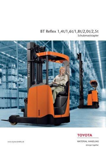 Broschüre - Forklift