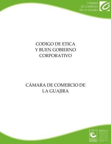 Codigo de Etica y Buen Gobierno - Cámara de Comercio de La ...