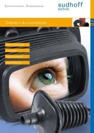 Gummitechnik (PDF, ca. 1,4 MB) - sudhoff technik GmbH
