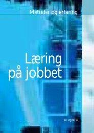 Læring på jobbet - Personaleweb