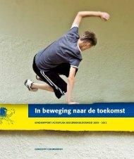 in beweging naar de toekomst - Gemeente Leeuwarden