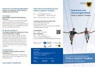 Flyer Auftaktveranstaltung Total E-Quality - Wirtschaftsförderung ...