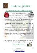 wir organisieren…. Ihre Hochzeit - Gasthaus Goglhof - Page 2