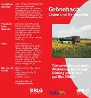 Flyer Taktverbindungen Grönebach_Dokument.pdf - Rathaus ...