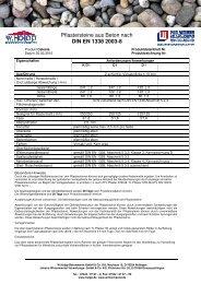 DIN EN 1338 2003-8 - Meichle & Mohr GmbH