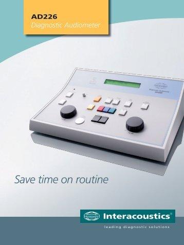 AD226 leaflet.pdf - Sonorom