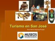 Turismo en San José - Maestría Interdisciplinaria en Gestión ...