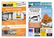 5. Jahrgang Nr. 10/2012 Woche 43 27. Oktober ... - klengZiedung.de