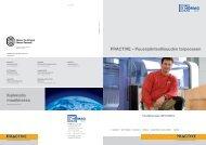PRACTIVE – Puusepänteollisuuden tarpeeseen ... - HOMAG Group