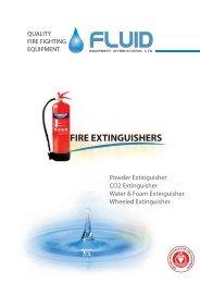 Fire Extinguishers - Centauruae.com