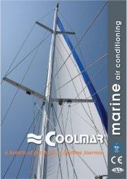 Coolmar Air Conditioner - Simpson Marine