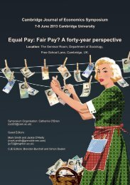 Equal Pay - Centre for the Study of European Labour Law ...
