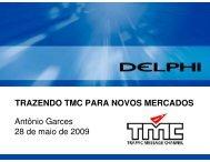 O que é TMC?