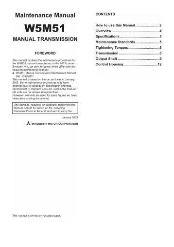 Manual Transmàssion 5 speed.pdf - EvoScan