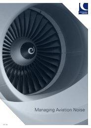 CAP 1165 Managing Aviation Noise 2