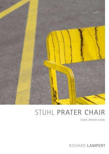 STUHL PRATER CHAIR - Edilportale