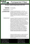 Flytspackel fiber - Kakelplattan AB - Page 2