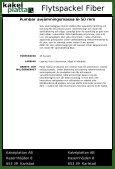 Flytspackel fiber - Kakelplattan AB - Page 3