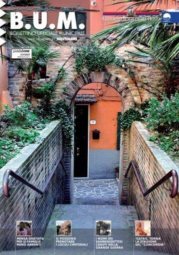Novembre 2011 - San Benedetto Del Tronto