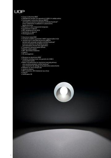 Corpo in alluminio 6026 • Ossidazione anodica con ... - Laser Lighting