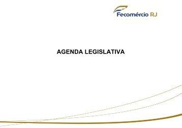 Agenda Legislativa