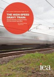 The High Speed Gravy Train_0