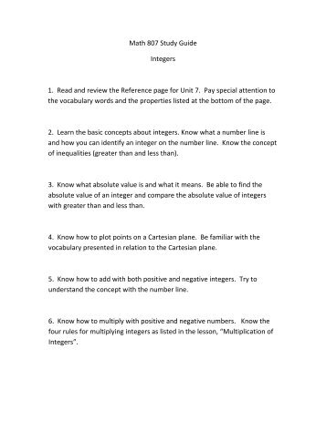 math 1202 pre calculus unit 2 study guide rh yumpu com 5th Grade Science Study Guide Blank Study Guide Template