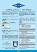THE WHOLE BARREL RANGE - Meiller GmbH & Co. KG - Page 2