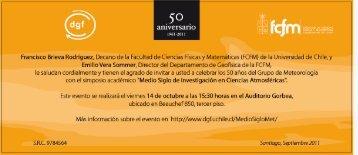 .50 - Universidad de Chile