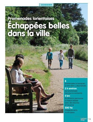 Télécharger le dossier paru dans Lorient mag d'été 2013