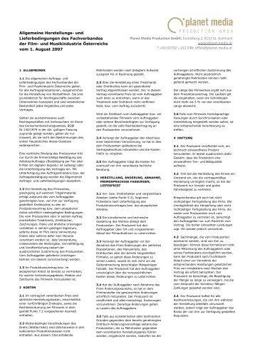 Wirtschaftsfilm Magazine