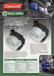 Clean-air Basic 2000 - OMNITECH spol. s r.o.