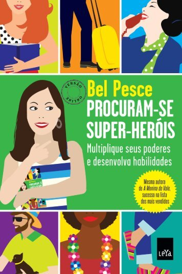 BelPesce-ProcuramseSuperHerois