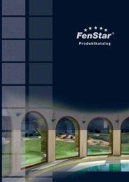 Produktkatalog - FenStar