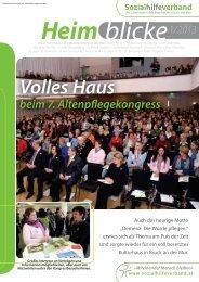 Ausgabe 1/2013 - Sozialhilfeverband Bruck an der Mur