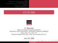 ICCCN 2008 - Sites personnels de TELECOM ParisTech