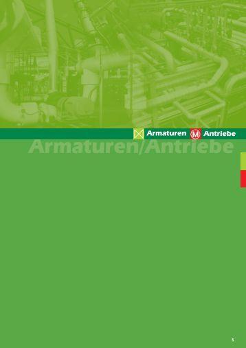 Armaturen Antriebe Armaturen_Antriebe - mehner gmbh