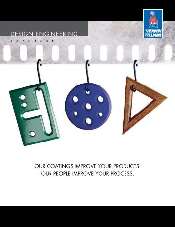 Sherwin-Williams Design Engineering Services