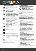 Télécharger les informations produit - batavia.eu - Seite 4