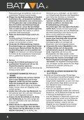 Télécharger les informations produit - batavia.eu - Seite 6