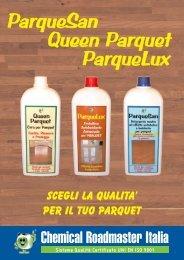 linea parquet - Chemical Roadmaster Italia