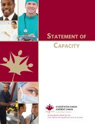 STATEMENT OF CAPACITY - Philippine College of Physicians