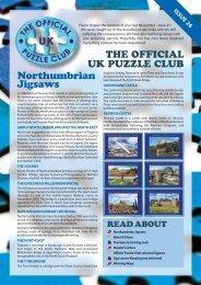 Northumbrian Jigsaws - Jigsaw Puzzles