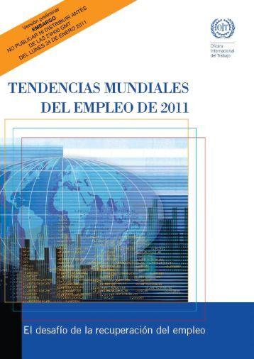 Tendencias mundiales del empleo 2011 - Ilgo