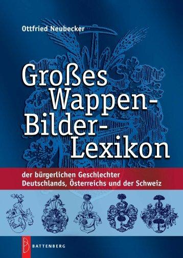 Wappen Bilder LexikonNeu - Gietl Verlag