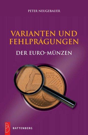 00 - Euro-Varianten - Titelei - Gietl Verlag